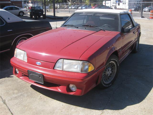 1988 Ford Mustang GT | 918122