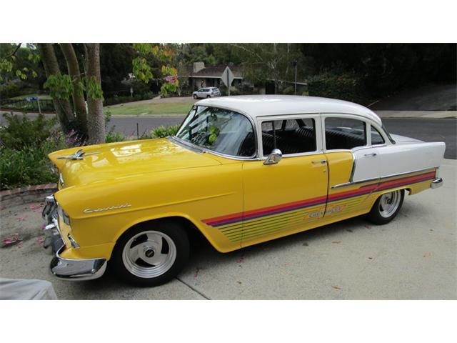1955 Chevrolet 210 | 918124