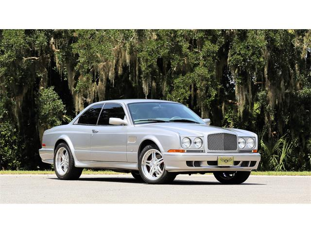 2002 Bentley Continental R Lemans | 918128