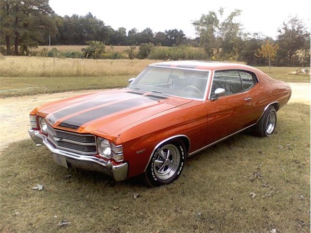 1971 Chevrolet Chevelle | 918136