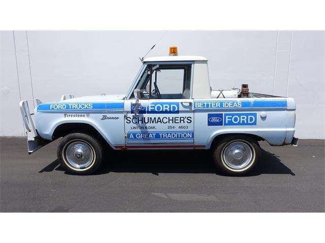 1966 Ford Bronco | 910815