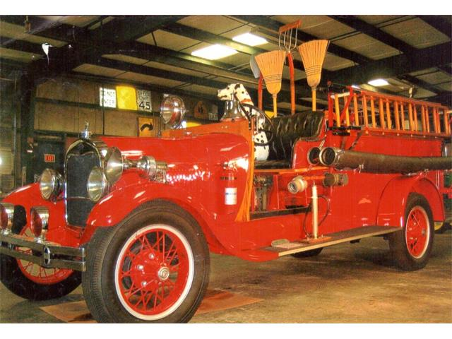 1928 Ford Fire Truck | 918151