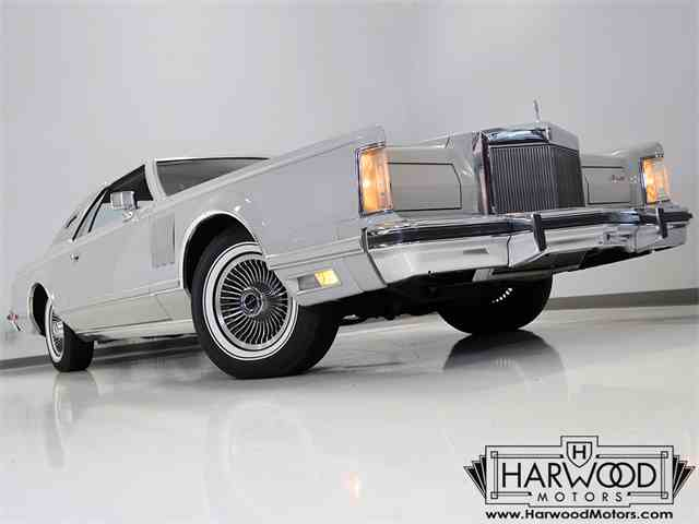 1977 Lincoln Continental Mark V | 918156