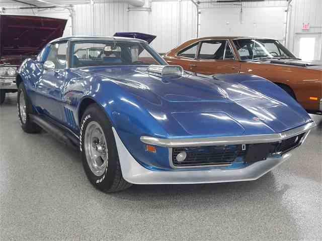 1969 Chevrolet Corvette | 918158