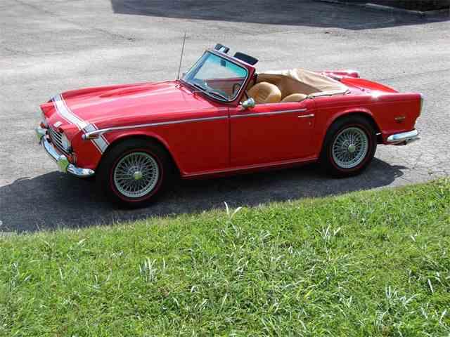 1968 Triumph TR250 | 918159
