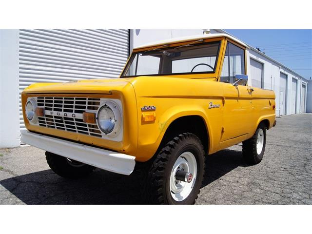 1971 Ford Bronco | 910816