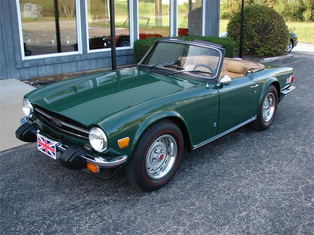 1976 Triumph TR6 | 918162