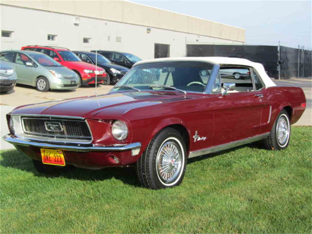 1968 Ford Mustang for Sale - CC-918164