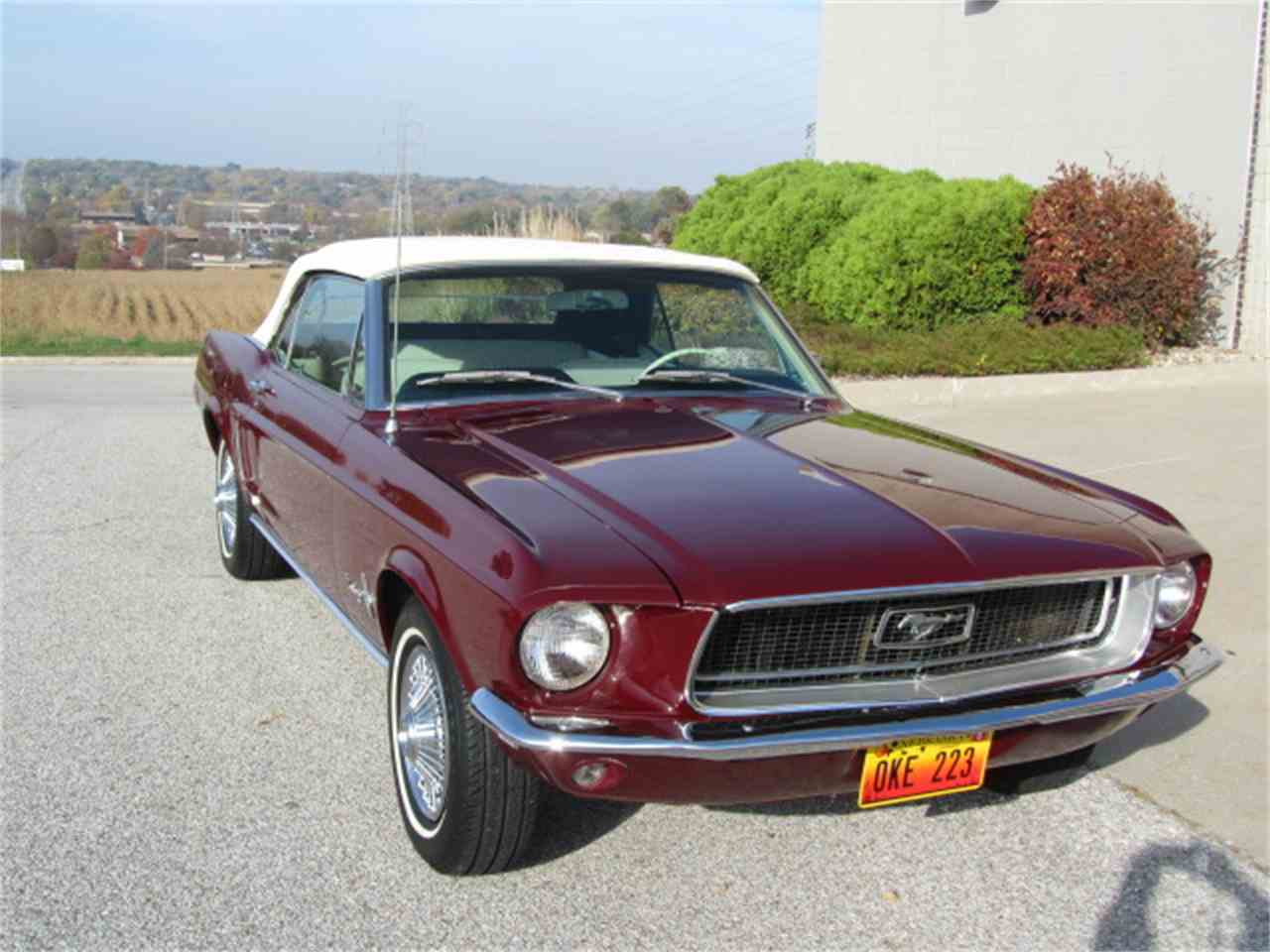 Large Picture of '68 Mustang - JOGK