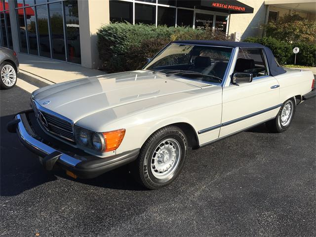 1980 Mercedes-Benz 450SL | 918167