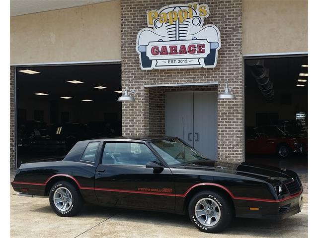 1986 Chevrolet Monte Carlo SS | 918169
