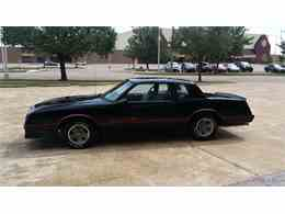 1986 Chevrolet Monte Carlo SS for Sale - CC-918169