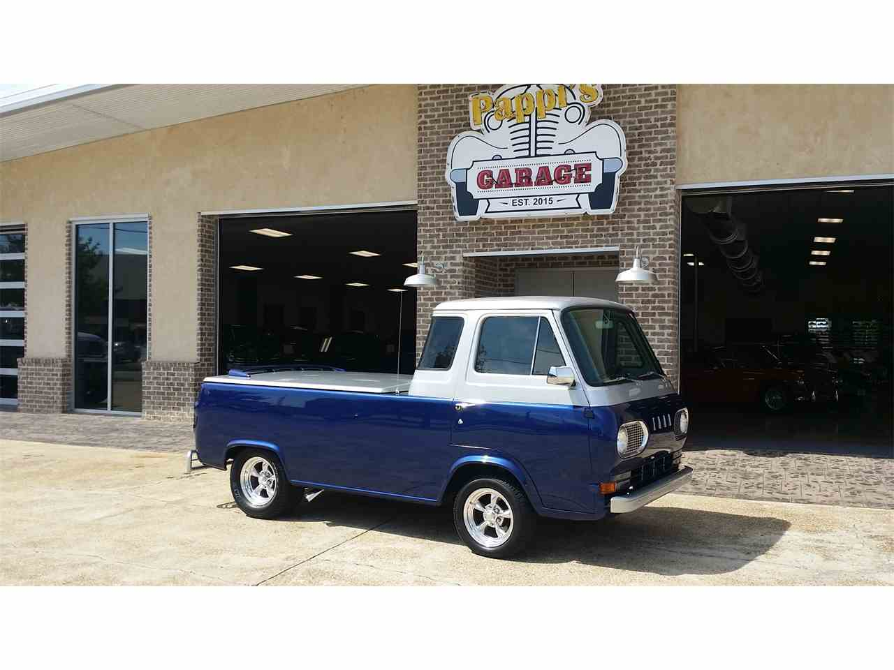 1961 Ford Econoline for Sale - CC-918176