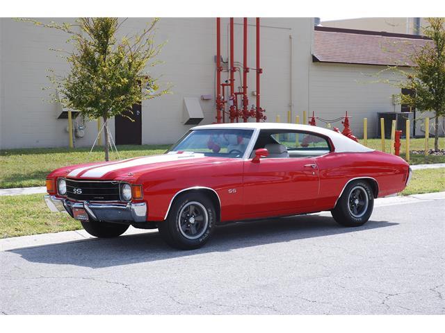 1972 Chevrolet Chevelle SS | 918180
