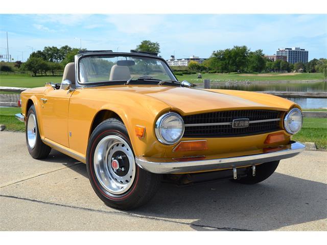 1972 Triumph TR6 | 918185