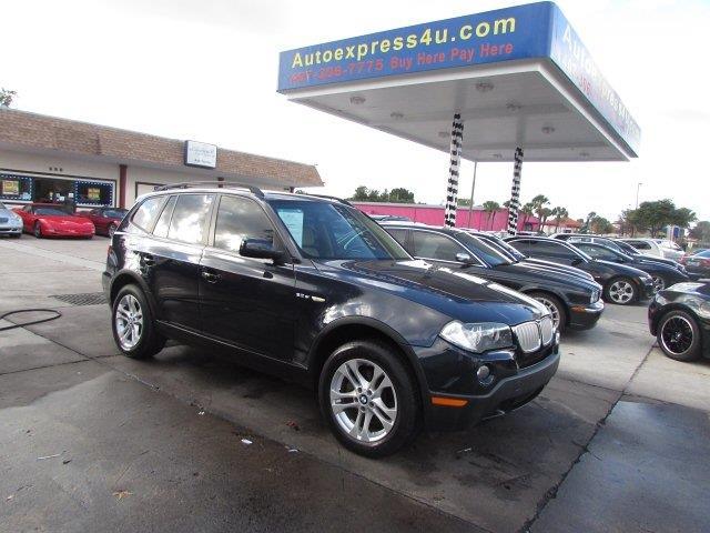 2008 BMW X3 | 918192