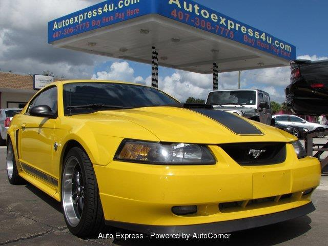 2004 Ford Mustang | 918195
