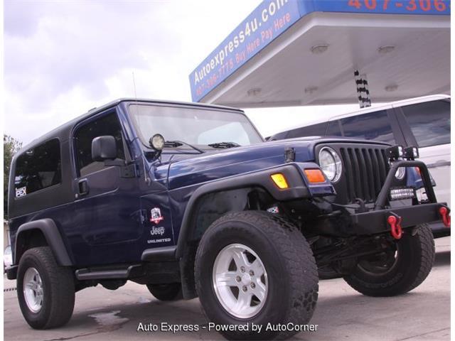 2004 Jeep Wrangler | 918200