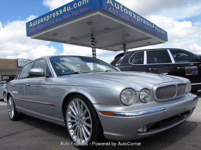 2005 Jaguar XJR | 918205