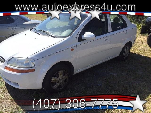 2004 Chevrolet Aveo | 918216