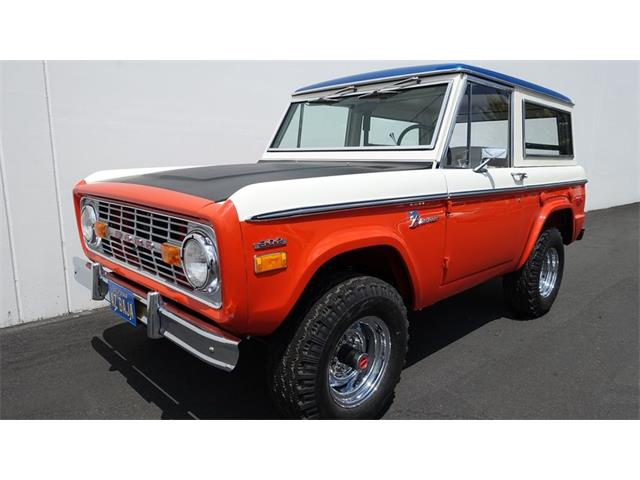 1971 Ford Bronco Stroppe | 910822
