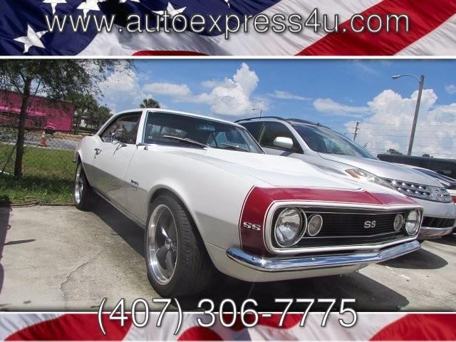 1967 Chevrolet Camaro | 918225