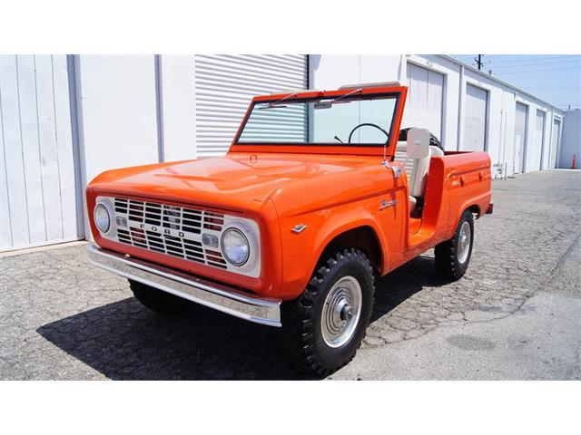 1967 Ford Bronco | 910823