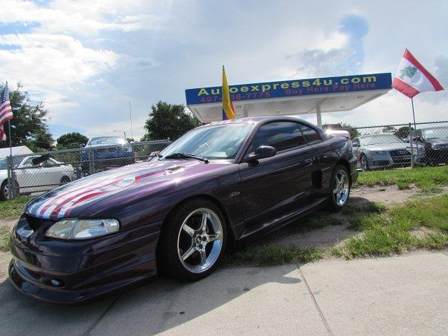 1996 Ford Mustang   918236