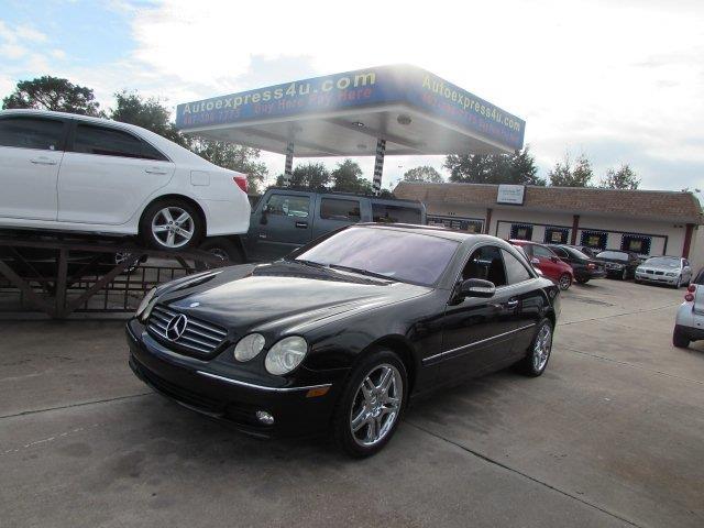 2005 Mercedes Benz CL-Class 500 | 918238