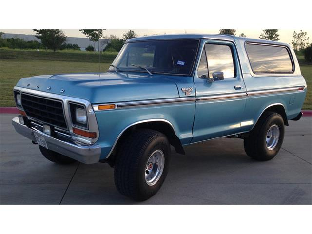 1978 Ford Bronco | 910825
