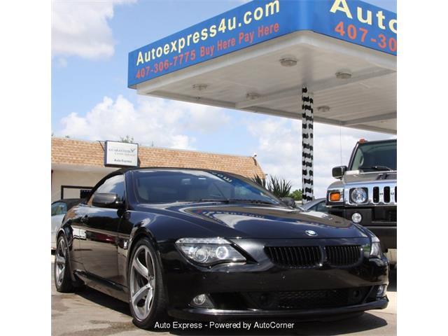 2008 BMW 6 Series | 918253