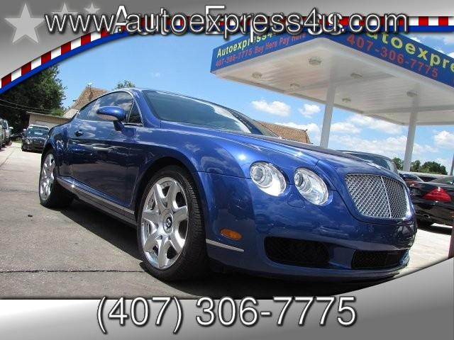 2007 Bentley Continental | 918258