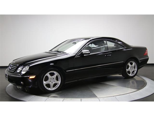 2004 Mercedes-Benz CL500 | 910826
