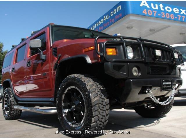 2003 Hummer H2 | 918276