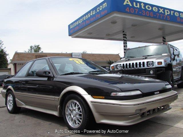 1988 Toyota Corolla | 918278