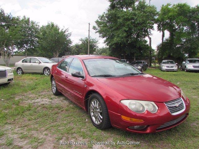 2001 Chrysler 300M | 918289