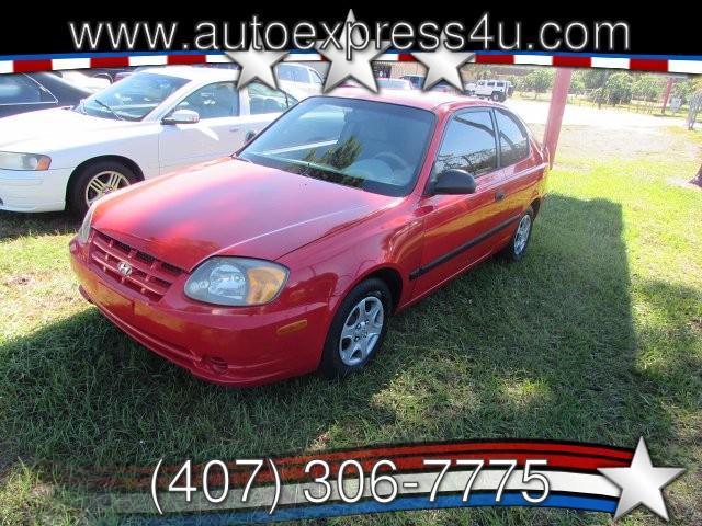 2003 Hyundai Accent | 918292