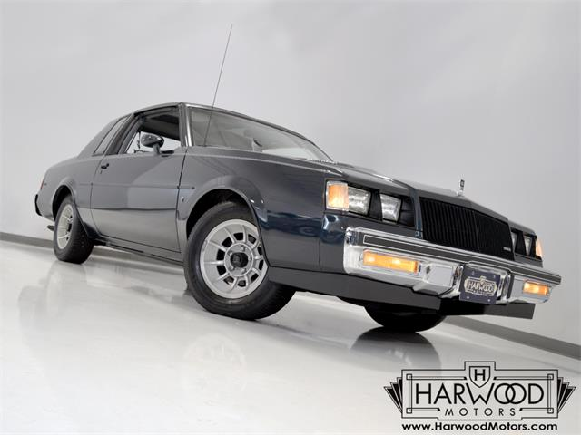 1987 Buick Regal | 918298