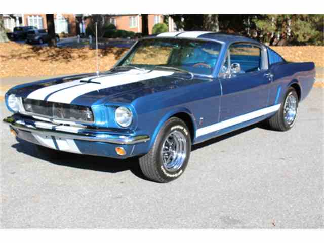 1965 Ford Mustang | 918301