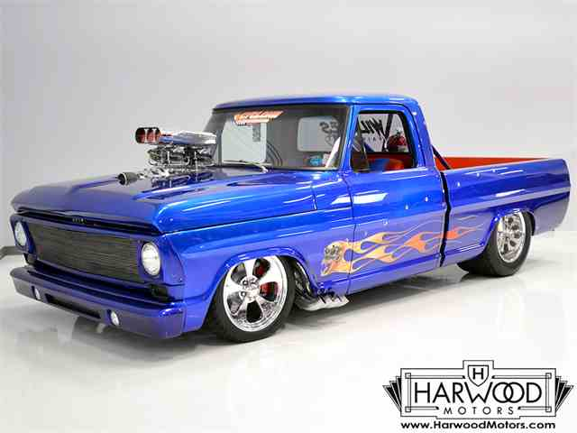 1967 Ford F100 | 918307