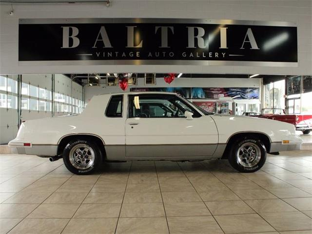 1985 Oldsmobile Cutlass S | 918316