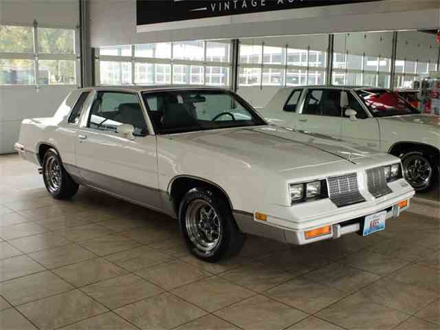 1985 to 1987 oldsmobile cutlass for sale on classiccars for 1985 cutlass salon for sale
