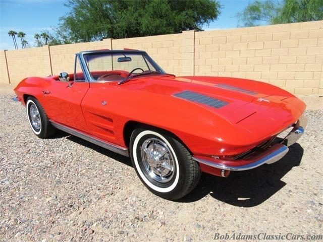 1963 Chevrolet Corvette | 918334