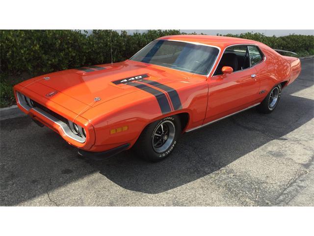 1971 Plymouth GTX | 918340