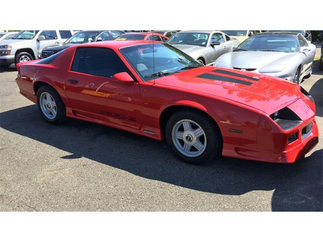 1991 Chevrolet Camaro Z28 | 918343