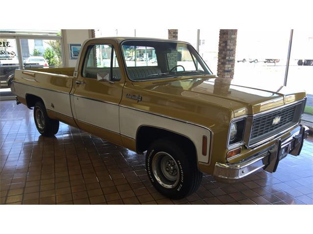 1974 Chevrolet C/K 10 | 918344