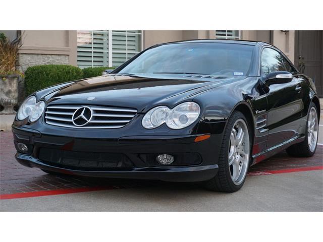 2004 Mercedes-Benz SL55 | 918352