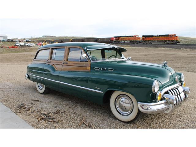 1950 Buick Woody Wagon | 918356