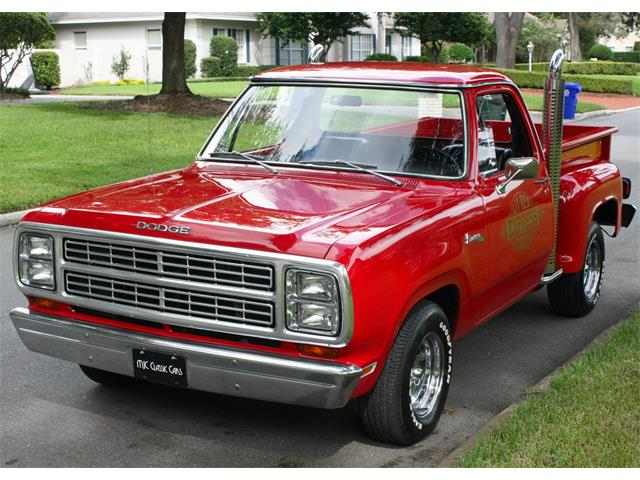 1979 Dodge Little Red Express | 910836