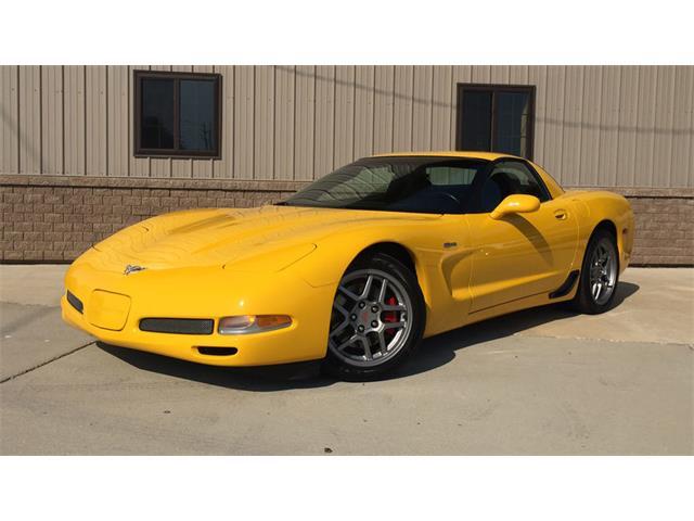 2003 Chevrolet Corvette Z06 | 918366